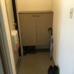 【部屋公開】我が家の小さな玄関