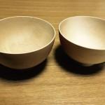 【ミニマルライフの食器】ナチュラルな小萩汁碗に買い替えました。