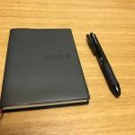 今年は手帳を持つことにしました。