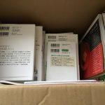 今年断捨離した本はネット買取ショップVaboo(バブー)を利用して今年中に手離す!