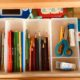 シンプルな収納で散らかりにくい部屋へ